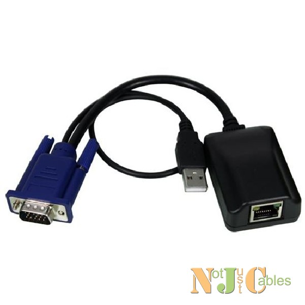 KVM Cat5e & IP