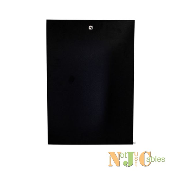 18RU Solid Front Door for RSFDS & RWM series cabinets