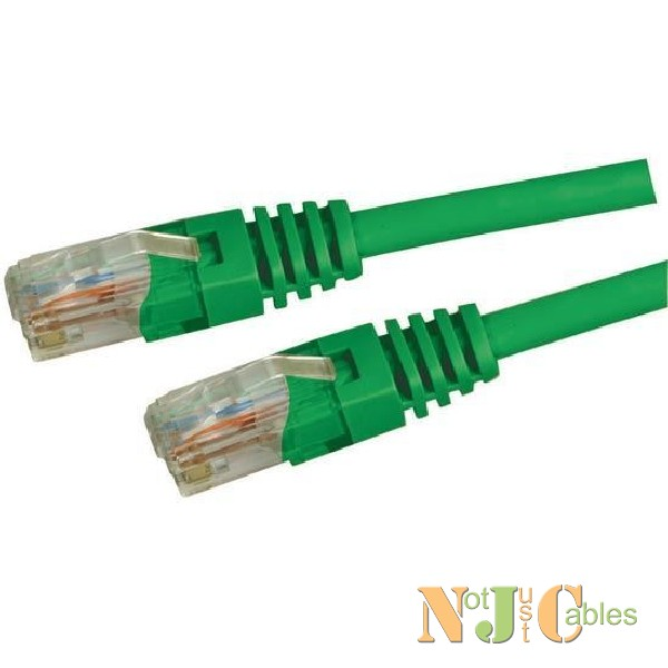 Cat5e Green Colour