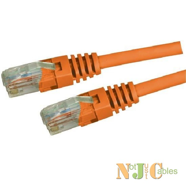 Cat5e Orange Colour