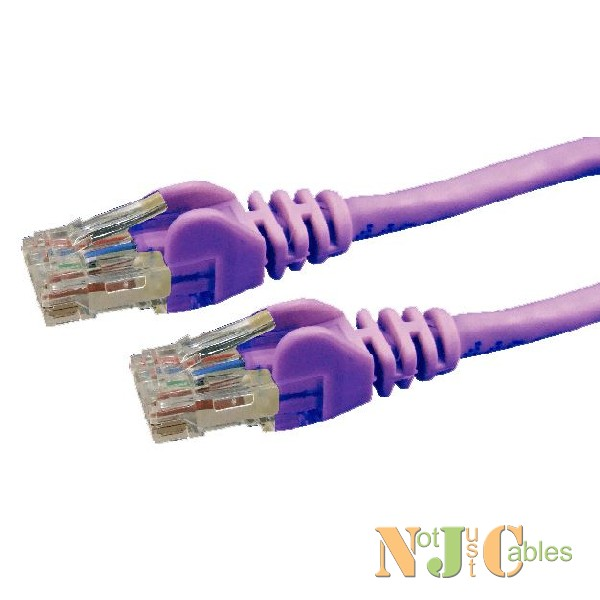 Cat5e Purple Colour