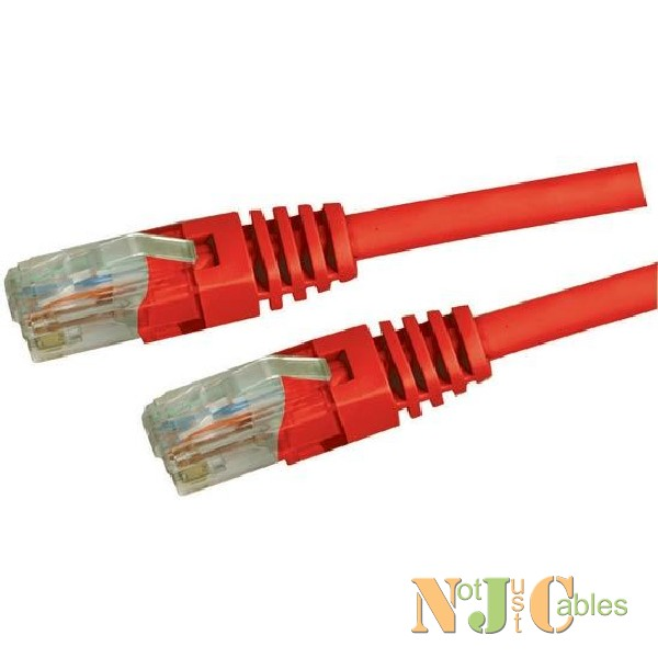 Cat5e Red Colour