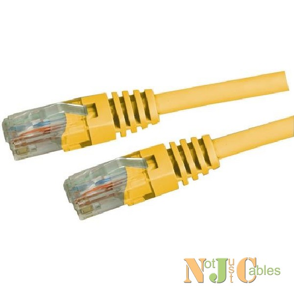 Cat5e Yellow Colour