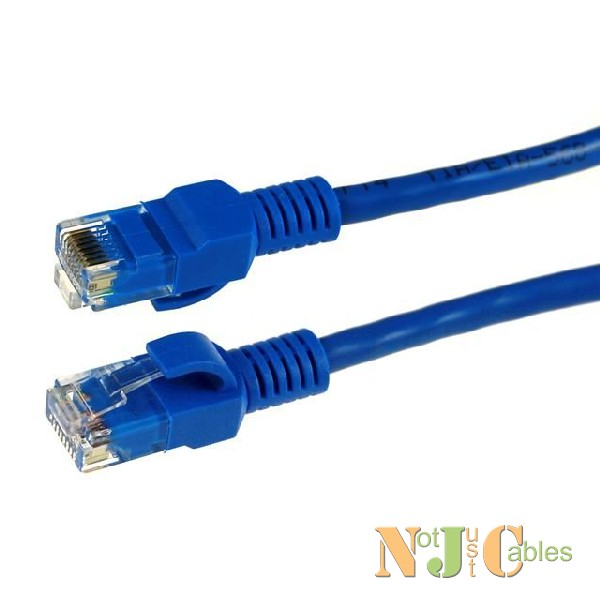 Cat 5E CCA Patch Leads
