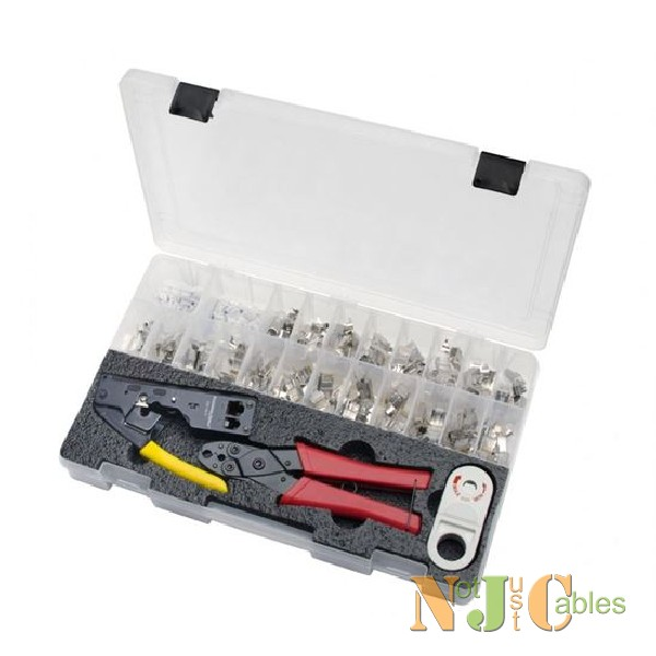 PLATINUM TOOLS 10G Termination Kit