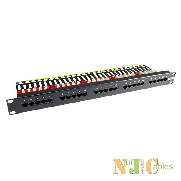 Patch Panels, Data & Voice