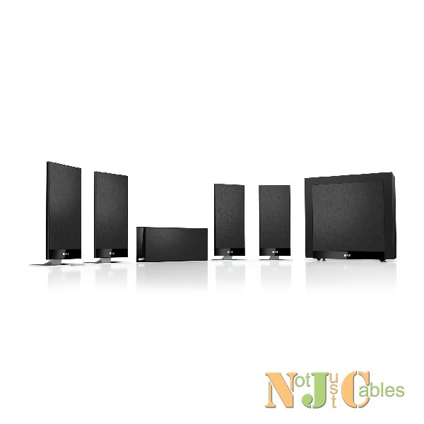 KEF T105B Home Theatre Speaker System