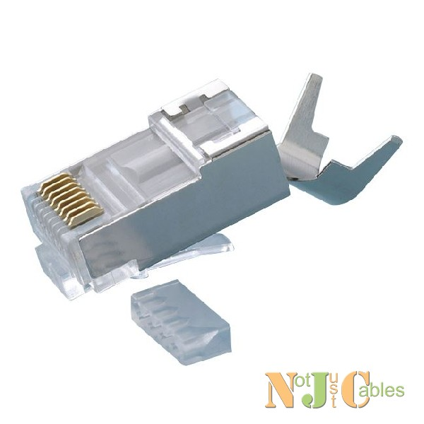 PLATINUM TOOLS Cat6A Shielded Plug