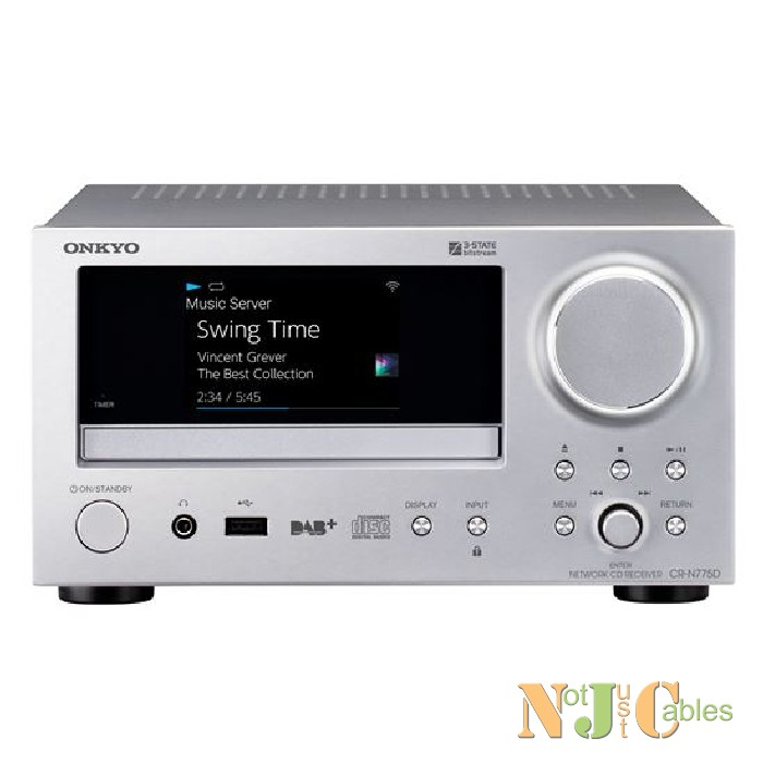 ONKYO Network CD Receiver
