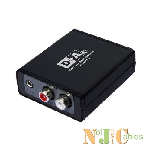 Optical Audio Converters