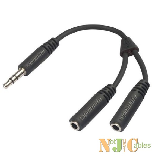PROMATE 3-in-1 Auxiliary cable